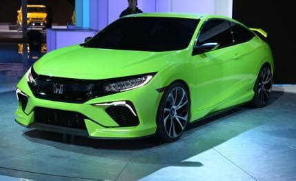 2016 honda civic coupe concept photos and info – news