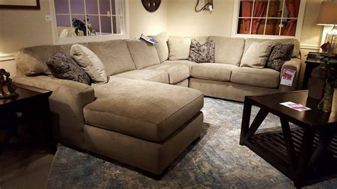 flexsteel bryant sectional flexsteel bryant sectional furniture store bangor maine