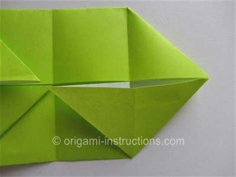 Talking Frog Origami - origami talking frog folding
