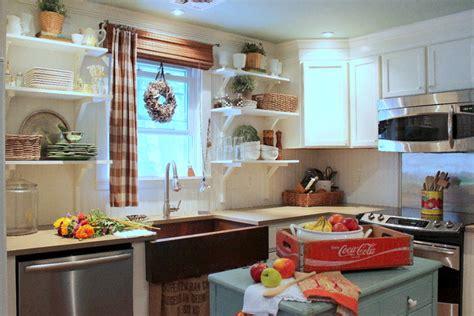 houzz kitchen curtains my houzz vintage farmhouse style farmhouse kitchen