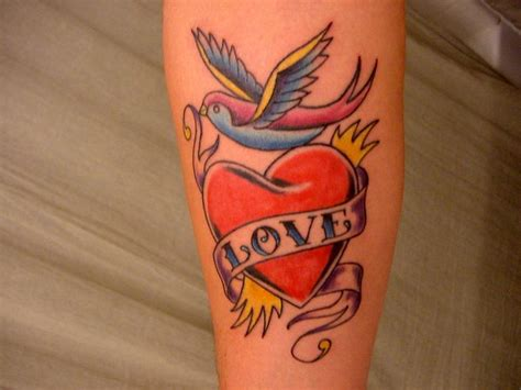 love heart tattoo designs for men 37 tattoos that showcase eternal