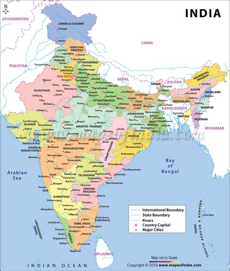 colors by india india large color map