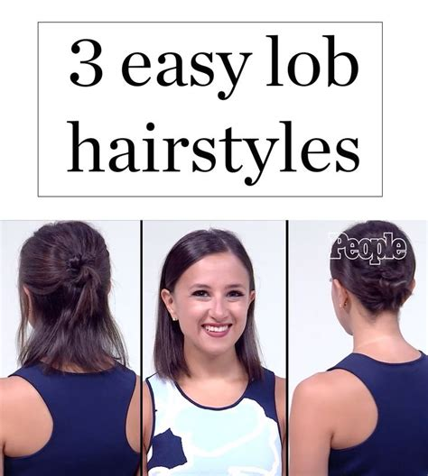 7 easy ways to style midlength hair lob heavy bangs and bangs easy ways to style a bob watch kaley cuoco s hairstylist