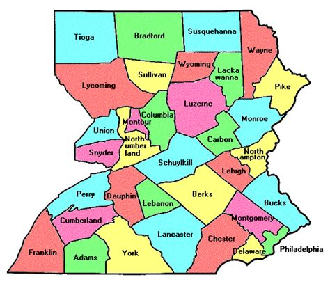 section 8 bucks county pa eastern pa county map pictures to pin on pinterest pinsdaddy