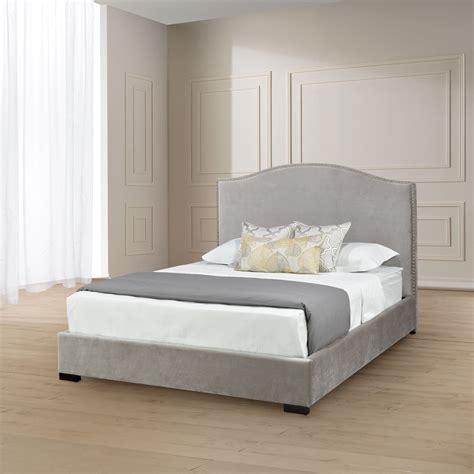 grey velvet bed jameson grey velvet queen bed xcella
