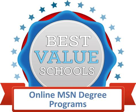 Top Mba Programs Nj by Top Affordable Master S In Nursing Degree 2018