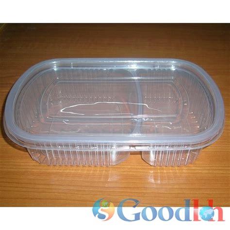Harga Box Plastik Untuk Makanan kotak nasi plastik bening transparan