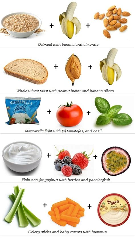 5 quick healthy snacks eat well live well