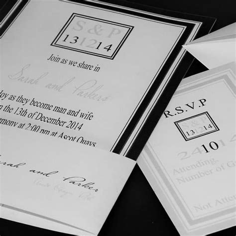 wedding invitations perth save 15 from blackarts design co i do wedding deals