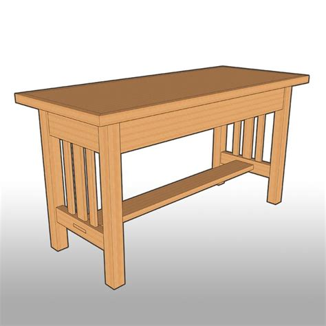 woodworking plans indoor bench woodwork sample