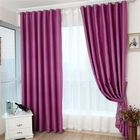 purple living room curtains 2014 modern style curtains bedroom living room windows