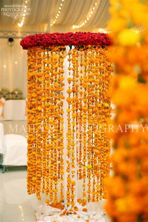 mehndi decor desi wedding decor mehndi decor