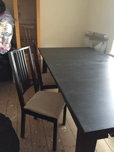 Dining Table And 8 Chairs For Sale Ikea Stornas Dining Table And 8 Chairs For Sale In Malahide Dublin From Suzannedublin