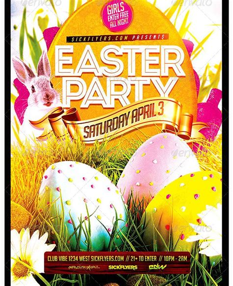 easter flyer template 1000 images about easter flyer template on