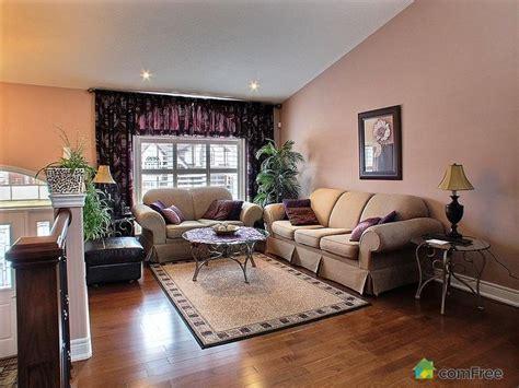 bi level home interior decorating split level living room decorating ideas