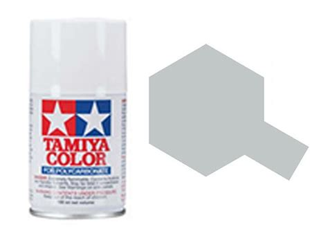 Tamiya Color For Polycarbonate Ps 12 Silver tamiya spray paint ps 12 silver acrylic paints 100ml