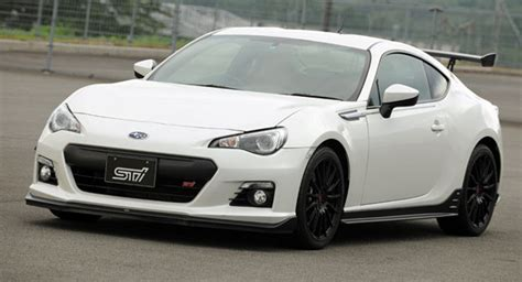 subaru no power subaru disappoints with new brz ts concept as it