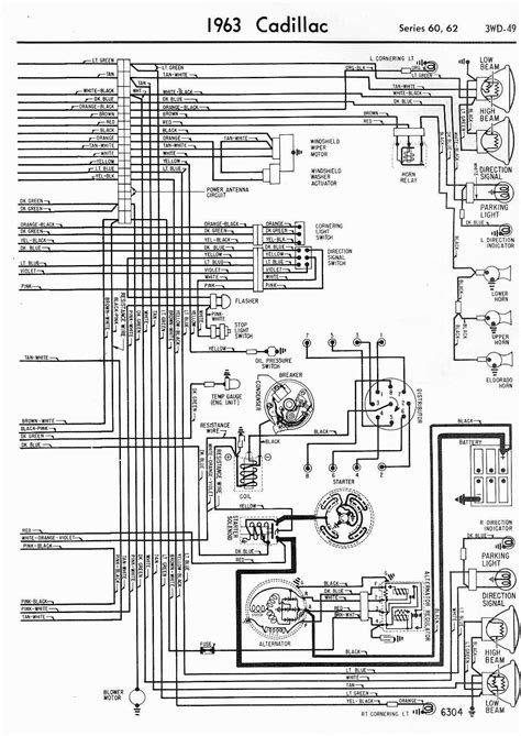 sophisticated 4 9 cadillac distributor wiring diagram