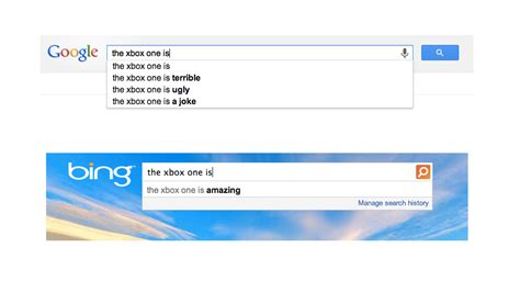 google images xbox one google vs bing la diff 233 rence xbox one didoune fr