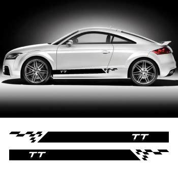 Audi Tt Aufkleber by Kit Stickers Bandes Bas De Caisse Audi Tt