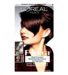 l oreal feria color chart loreal feria hi lift multi faceted shimmering hair color