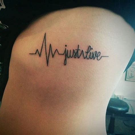 just live tattoo 160 emotional lifeline that will speak directly to
