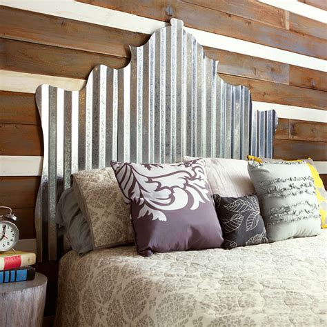 diy headboard cheap 5 inexpensive and diy headboard ideas decozilla