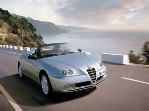 car pictures alfa romeo spider 2003