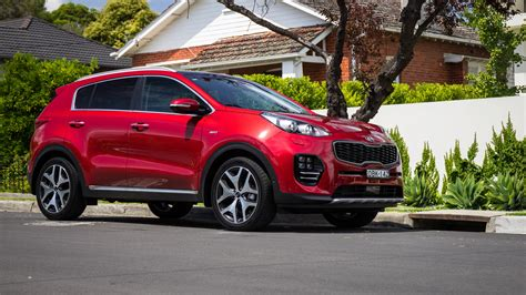 Kia Sportage Platinum 2016 Kia Sportage Platinum Petrol Review Caradvice