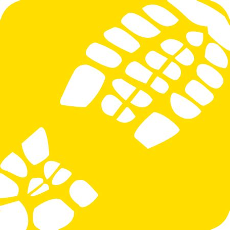 design icon trail trail blazers logo design on behance