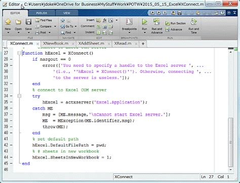 matlab read excel file into cell array how to read data