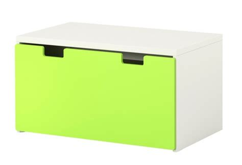 ikea toy box bench bright colorful toy storage options for kids cool mom picks