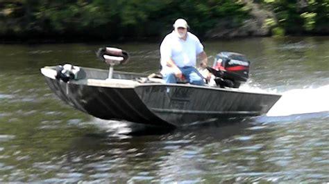 mercury jet drive boat motors mercury jet outboard wisconsin river youtube