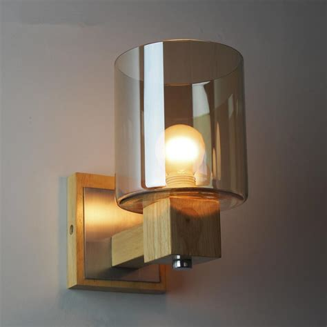 bedroom wall light fixtures aliexpress com buy vintage loft amber glass wall l