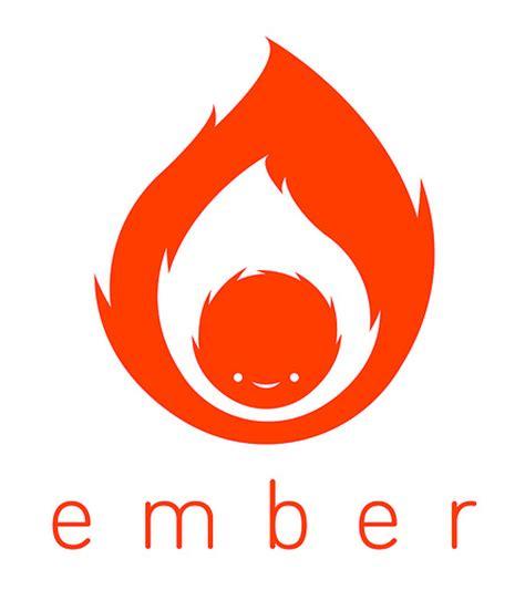 ember color ember logo single colour flickr photo