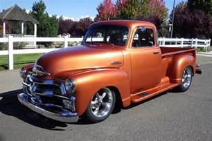 1954 Chevy Truck Custom Wheels 1954 Chevrolet 3100 Custom 200753