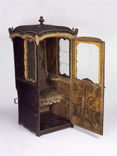 sedan chair va search  collections