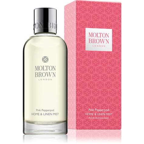 Suncare Whitening Pink molton brown home linen mist pink pepperpod buy mankind