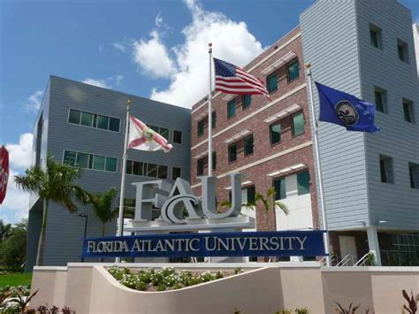 Fau Finder Fau Announce Plans For Groundbreaking Research And Education Collaboration Boca