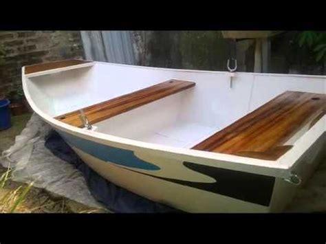 como construir un bote de madera como hacer un bote de fibra y madera youtube