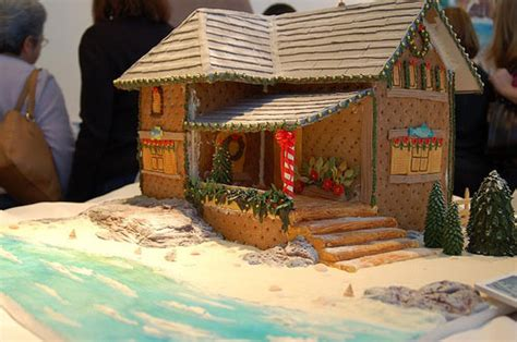 gingerbread beach house gingerbread beach house template