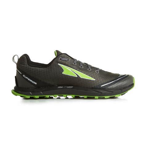 running shoes drop altra superior 2 0 zero drop running shoes grey green mens