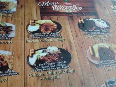 mekda  dapple cafe restaurant kota bharu