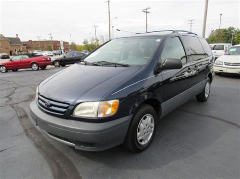 manual cars for sale 2003 toyota sienna electronic throttle control 2003 toyota sienna for sale carsforsale com