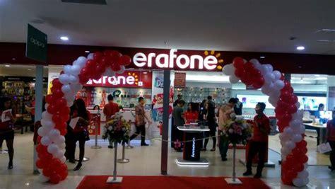 erafone di mall ambasador erafone mengadakan grand opening di bec gan pricebook