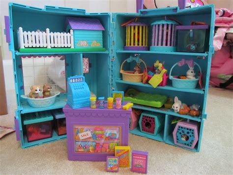 Shoo Original pet shop playset your own littlest pet shop comes wit flickr