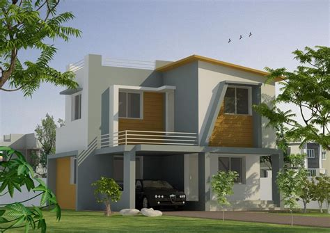 contemporary style kerala house plans with carporch and balcony for small family
