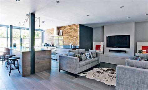 open plan kitchen living room flooring 15 of the best open plan kitchens homebuilding renovating