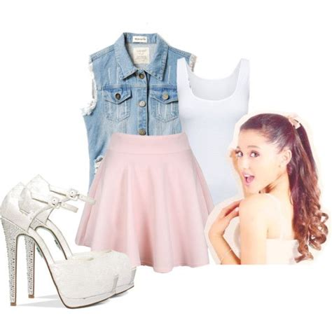 what is ariana grandes style quot ariana grande style quot by charmandermomo on polyvore