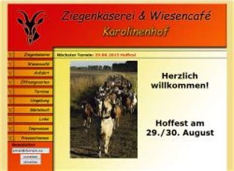 Lebensmittel Kaufen 4442 by Ziegenk 228 Serei Wiesencafe Karolinenhof Hofcafe